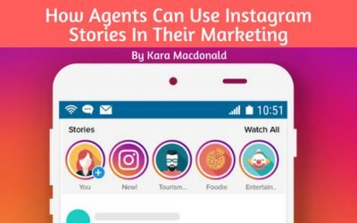 How Real Estate Agents Can Use Instagram Stories