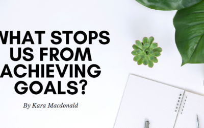 What Stops Us from Achieving Goals?
